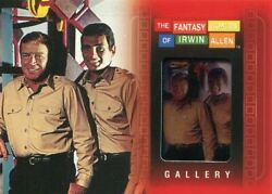 The Fantasy Worlds Of Irwin Allen Gallery Chase Card G1