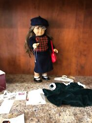 American Girl Doll Molly Mcintire Vintage Collector Doll Authentic Original