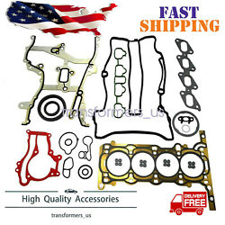 Hs54898 Engine Head Gasket Set For 2011-2016 Chevrolet Sonic Cruze Trax 1.4l