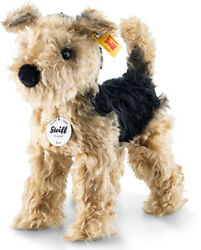 Mint Stuffed Terri Welsh Terrier-Terry Of Terrier- Plush Doll 26Cm