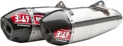 Signature Rs-9t S.s. Slip On Exhaust Yos. 22843br520 For 18-19 Honda Crf250r