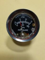 Murphy Switchgages A20pabs 1.3 Bar Pressure Gauge Oil Pressure 05052285d New