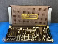 Synthes Basic Surgical Orthopedic Instrument Instruments Kit