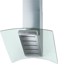 Miele Da289-4 Wall Mounted Hood Dimmable Halogen Lighting Light-touch Switch