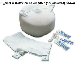 Quick Release Air Filter Skins 6-8 For Full Size Dirt Bikes And Atvs M819-90