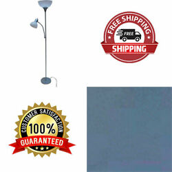 Silver 72quot; Floor Lamp Light Stand We Cannot Ship To Homes State Of California