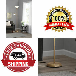 Gold 72quot; Floor Lamp Light Stand We Cannot Ship To Homes State Of California