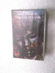 Jimi Hendrix The Cry Of Love 1992 Rare Orig Cassette Tape India Indian