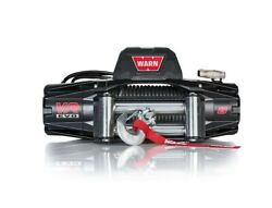 Warn 103250 Vr Evo 12 Volt Dc Powered 8000lb Winch With 90ft. Cable