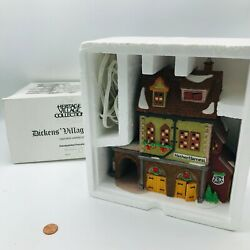 Department 56 Dickens Village Hather Harness 58238 Christmas Holiday Dept 56