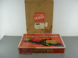 Hitch N Switch 1967 Vtg Toy 🚂 Train Amf Voit Sample New Sealed Rare Antique