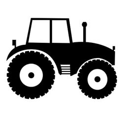 Ftw10 Tractor Hood Decal Fits Ford / Fits New Holland Tw10