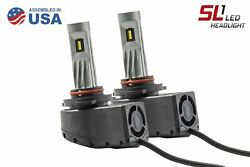 Diode Dynamics 9005 Sl1 Led 5700k Headlights For Multiple Vehicles / Universal