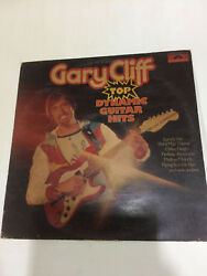 Gary Cliff Top Dynamic Guitar Hits Lonely Star Rare Lp Record Vinyl India Ex-