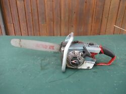 Vintage Homelite Xl1 Chainsaw Chain Saw With 16 Bar /