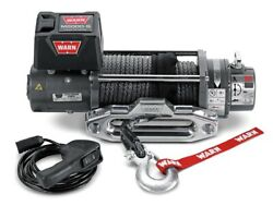 Warn 87800 M8-s M8000 Series 12 V Electric Winch W/ 8000 Lb Capacity 100' Rope