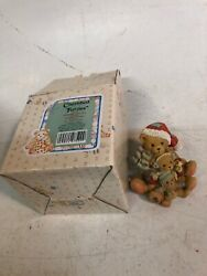 Cherished Teddies 950769 Theodore And Samantha And Tyler New In Box $10.00