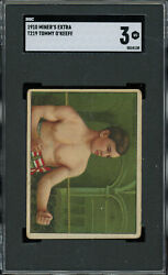 1910 T219 Miner's Extra  Tommy O'keefe  Sgc 3