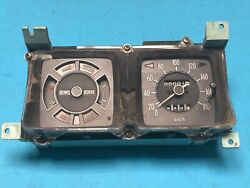 Toyota Crown Rs80 Ms8 Ms95 Instrument Cluster Speedometer Genuine Nos