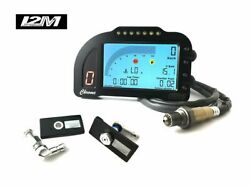 Kit Display Data Logger I2m Gps Laptimer Chrome Pro Ducati Panigale V4 S