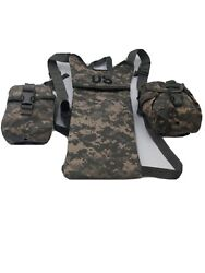 Usgi Usmc Army Navy Acu Molle Ii Hyration Carrier +1 Canteen And1 Ifak Pouch Us