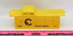 Lionel Shell 6485 Chessie System Caboose Shell