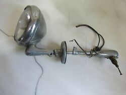Vintage 1950and039s 1960s Unity 12 Volt Driving Spotlight Model S6 Chevy Ford Dodge