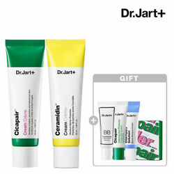 Dr Jart 2nd Generation Cicapair + Ceramidin Cream With Free Gift Set K Beauty