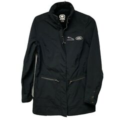 Land Rover Jaguar Soft Shell Jacket Embroidered Logo OGIO Size Small USED