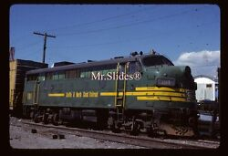 Original Slide Snct Seattle And North Coast F7a 101 In 1984 At Seattle Wa
