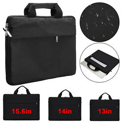 Laptop Bag Protective Notebook Tablet Hard Case Sleeve Pouch For 13 14 15 Inch $18.97