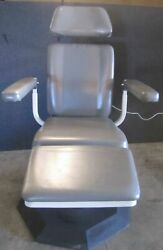 Umf Medical 8612 Ent Chair With Foot Operated Pump 3068