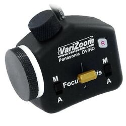 Varizoom Stealth Style Zoom Focus Iris Control Only For Hvx200 And Dvx100b Ca