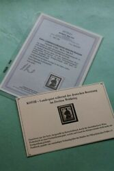 Kotor Occupation Wwii Germany Viii Cerificate Premium Proof Mnh Stamp Collection