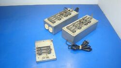 Toonerville Trolley O Gauge Electric Trolley Bump And Turn Turntables,lot Of 2
