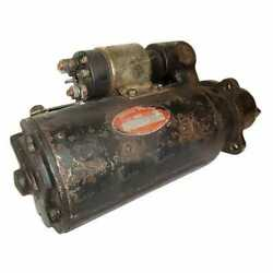 Used Starter - Delco Style 3367 Compatible With John Deere International