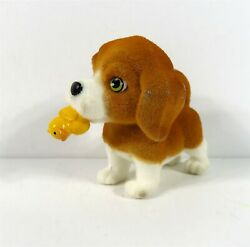 Puppy In My Pocket Series 2 Daisy Beagle Figure NEW