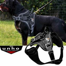 Tactical Dog Excursion K9 Training Patrol Vest Harness Extra Large Medium Size