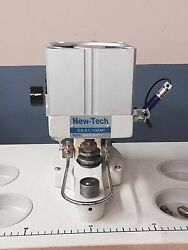 Pneumatic Attaching Machine With Laser Pointer And Table For Grommet/snap/button