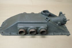 Geared Avco Lycoming Go 480 Engine Part Sump Intake Assembly