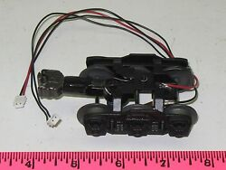 New Lionel Parts 6-wheel Die-cast Metal Trucks W/ Pick-up And Coil/power Coupler