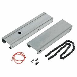 Genie Garage Door Opener Extension Kit To 8and039 For Chain Drive C-channel Rails