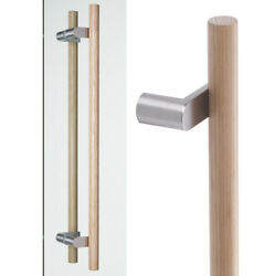 Madinoz 8570 Btb/disk/concealed Offset Timber Entry Handle Ctc 2240 Pss/sss