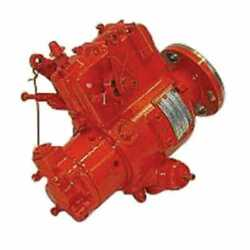Remanufactured Fuel Injection Pump Compatible With Allis Chalmers 180 4024597