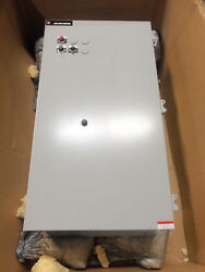 New Ge Size 5 480v Coil 3 Phase Type 1 Motor Starter Enclosure Combination Oob