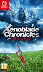 Xenoblade Chronicles Definitive Edition Switch Brand New And Sealed