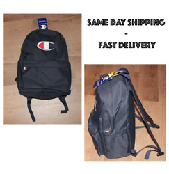 Champion backpack teens school bag with adjustable straps for travel school NEW $34.99