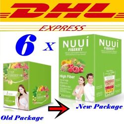 6 X Ctp Fiberry+ Ultimate Weight Loss Detoxification No Side Effect Dhl Shipping