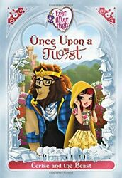 Ever After High Once Upon A Twist Cerise And The Beast Shea, Lisa