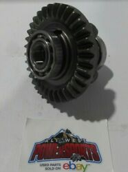 2019 Yamaha Kodiak 450178 Miles Front Diff Differential Ring Gear Ops1108